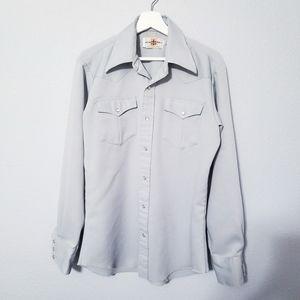 Western Wear INC Texas Pearl Snap Shirt